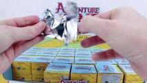Aventure et des sacs aveugle des boites chiffres mystère thème temps équipe Kidrobot surprise