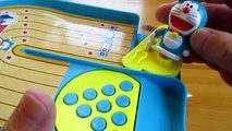 Animación 3D Doraemon Doraemon animation❤ juguetes de anime Bowling ❤ Anpanman de anime y anime niños juguete animekids anpanm