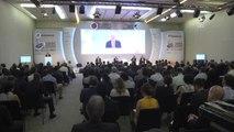 22. Dünya Petrol Kongresi - Türkiye Varlık Fonu Genel Müdürü Bostan - Istanbul