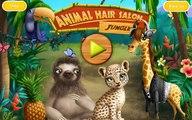 Андроид андроид животное животные ба ба ба ба забота для весело Игры Игры волосы джунгли Дети Дети ... салон видео