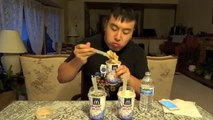 I.C.U. - McDonalds McFlurry Eating Challenge Leina and I tried the spring items from McDo