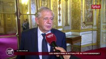 La conférence des territoires doit être un « lieu d'échanges » entre l'Etat et les collectivités annonce Jacques Mézard