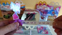 Winx club toys complete set in McDonalds happy meal Indonesia | Toy Joy Channel