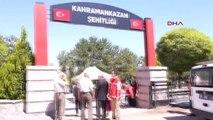 Kahramankazan'da 15 Temmuz Şehitleri Mezarları Başında Anıldı