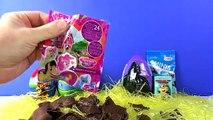 HUGE Silly String Easter Egg Hunt Paw Patrol Shopkins Bunny Surprise Eggs for Kids Kinder