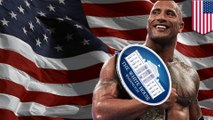 Rock for President 2020: Dwayne Johnson now has a Run the Rock 2020 campaign committee