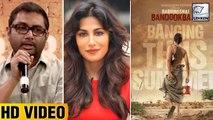 Director Kushan Nandi Lashes Out On Chitrangada Singh At Babumoshai Bandookbaaz Trailer Launch