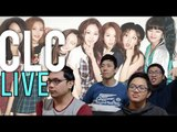CLC | 1,2,3 x No oh oh Live stage reaction [4LadsReact]