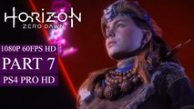 Horizon Zero Dawn Gameplay Walkthrough Part 7 - Gladiator Sun Ring (PS4 PRO)