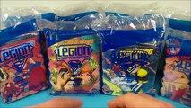 Content héros des gamins merveille repas Nouveau de de examen Ensemble vidéo 8 jouets mcdonalds