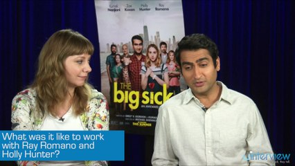 Kumail Nanjiani on New Movie 'The Big Sick', Their Relationship Baggage, and More