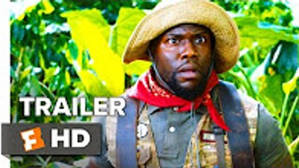 Jumanji- Welcome to the Jungle International Trailer #1 (2017) - Movieclips Trailers