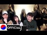 Korean Reaction - FIESTAR(피에스타) _ Mirror [Korean Bros]