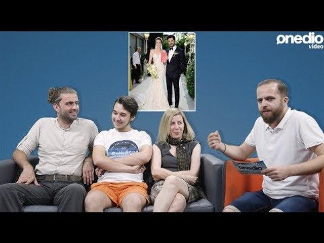 Fahriye Evcen ile Burak Özçivit'in Olay Düğününü Goygoyladık