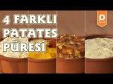 4 Farklı Patates Püresi - Onedio Yemek - Pratik Yemek Tarifleri