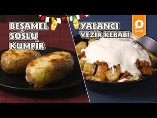 Beşamel Soslu Kumpir ve Yalancı Vezir Kebabı Tarifi - Onedio Yemek - Ramazan Tarifleri