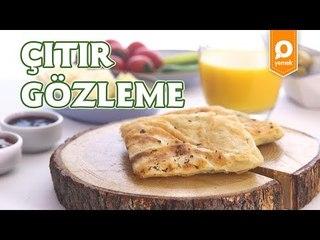Meyve Suyu İle Renklenmiş Bol Malzemeli Çıtır Gözleme Tarifi - Onedio Yemek - Kahvaltı Tarifleri