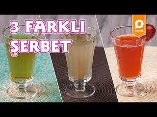 3 Farklı Şerbet Tarifi - Onedio Yemek - İçecek Tarifleri