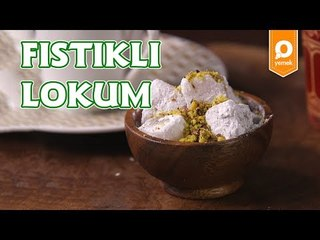 Fıstıklı Lokum Tarifi - Onedio Yemek - Tatlı Tarifleri