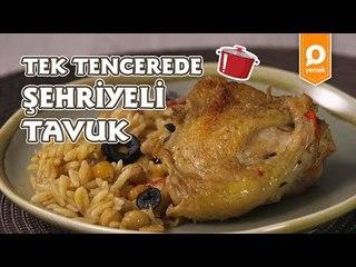 Tek Tencerede Şehriyeli Tavuk Tarifi - Onedio Yemek - Pratik Yemek Tarifleri