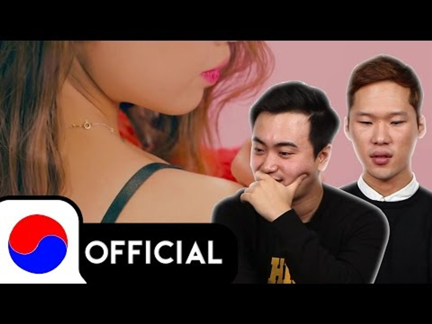 Korean Reaction - San E, Mad Clown _ Sour Grapes [Korean Bros]