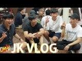 [JK VLOG] Korean University Students know how to PARTY ! [Korean Bros]