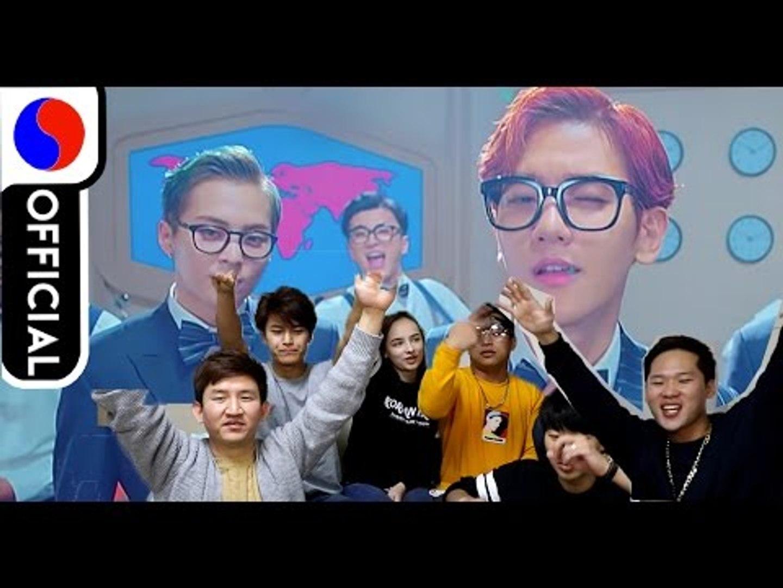 EXO - CBX - HEY MAMA! MV Korean Reaction [Korean Bros]