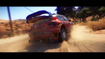 WRC 7 - Epic Stages & Citroën C3 WRC de WRC 7
