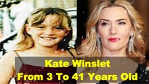 [MP4 720p] Kate Winslet - From 3 To 41 Years Old _ Kate Winslet From Childhood To 41 Years Old