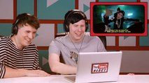 dan and phil react clips on kpop