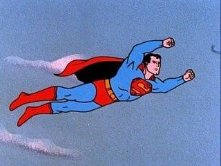 Superman : Le monstre des glaces - Dessin animé en français