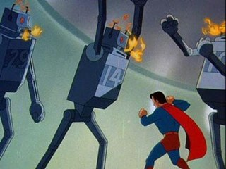 Superman en Français : Les envahisseurs