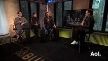 OUTLANDER [Season 2] Cast Interview: Caitriona Balfe, Sam Heughan & Tobias Menzies