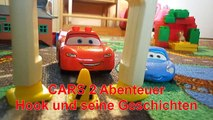 Cars 2 Film Deutsch CARS Spielzeug Dinosaurier DINOSAUR Cars TOYS Lightning Mcqueen