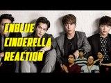 [4LadsReact] CNBLUE (씨엔블루) - Cinderella (신데렐라) MV Reaction