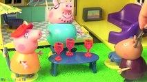 Et balle Canard porc et sur russe Peppa Pig Peppa canard de balle |