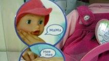 Vivo bebé gritos muñeca bebidas para lágrimas vídeo Lágrimas, bebé