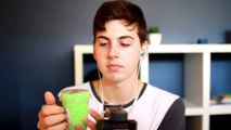 ASMR ☼ 1 Hour - FOAM CLAY SQUISHING ☼ Binaural Tingles for Relaxation
