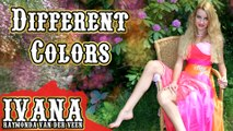 Ivana Raymonda - Different Colors (Original Song & Official Music Video) (1)