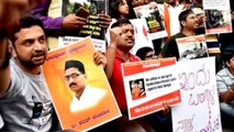 BJP Protests in Bengaluru Today Demanding the justice for Sharath demise | Oneindia Kannada
