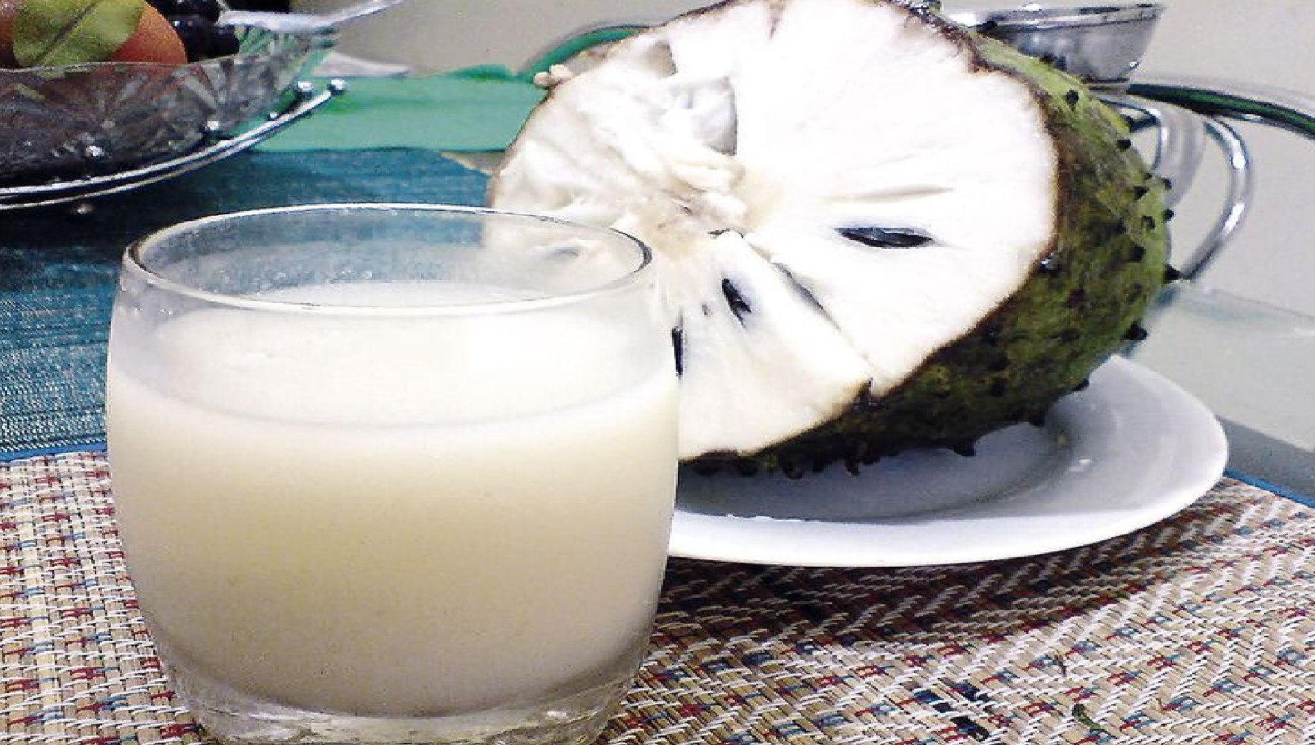 Cancer Miracle Drink: 5 Steps To Make Healthy Soursop Juice For Cancer  Treatment