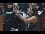 Napoli - Blitz degli operatori socio-assistenziali: sospeso il Consiglio (11.07.17)