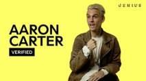 "Aaron Carter Breaks Down ""Sooner Or Later"""