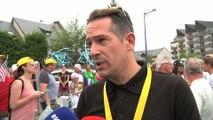 Cyclisme - Tour de France : Jurdie «Romain était le meilleur dans cette arrivée»