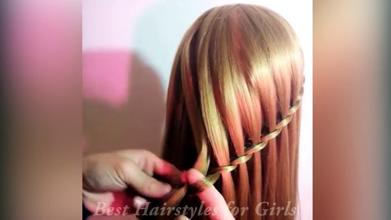 10 Easy Hairstyles For Long Hair Best Hairstyles For Girls Video Dailymotion