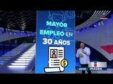 Cifras históricas de empleo en México ¿Dónde está la crisis? | Noticias Ciro Gómez Leyva