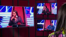 "Victor Thompson sings ""I knew You Were Trouble"" - Blind Auditions - The Voice Nigeria Season 2"