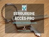 Serrurerie Acces-Pro, serruriers et systèmes d'accès à Melun.