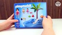 La télé ⭕ piscine playmobil voyage kita à la piscine 3 pandido