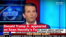 Donald Trump Jr. defends his meeting with Russian lawyer
